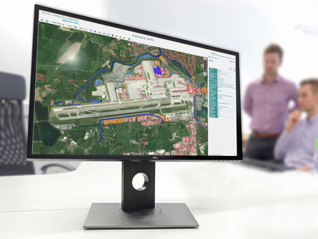 Gatwick Airport Plans for the Future Using Bluesky Aerial Photography