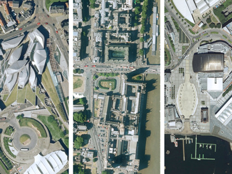 Bluesky and Getmapping (Aerial Photography for Great Britain) Awarded Groundbreaking Government Cont