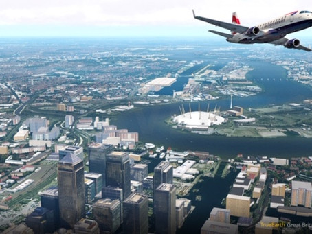 Bluesky Aerial Mapping Features in New Orbx Flight Simulator Products