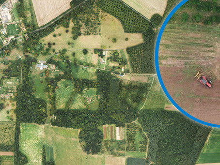 Bluesky Aerial Photomaps Help Outfield Reveal Secrets to Improving Farm Management