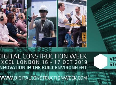 Visit Bluesky at Digital Construction Week 2019