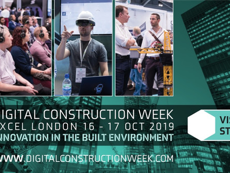 Visit Bluesky at Digital Construction Week 2019