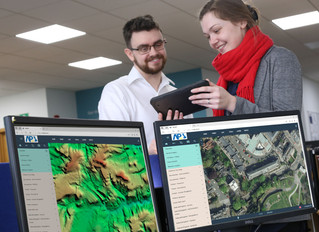 Bluesky and Getmapping Embrace XMAP Cloud GIS for Government Users of Aerial Photography