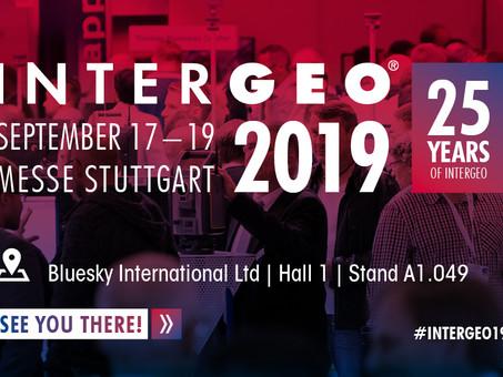 Visit Bluesky at INTERGEO 2019