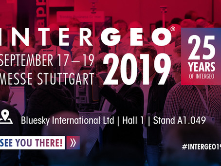 Visit Bluesky at INTERGEO 2019