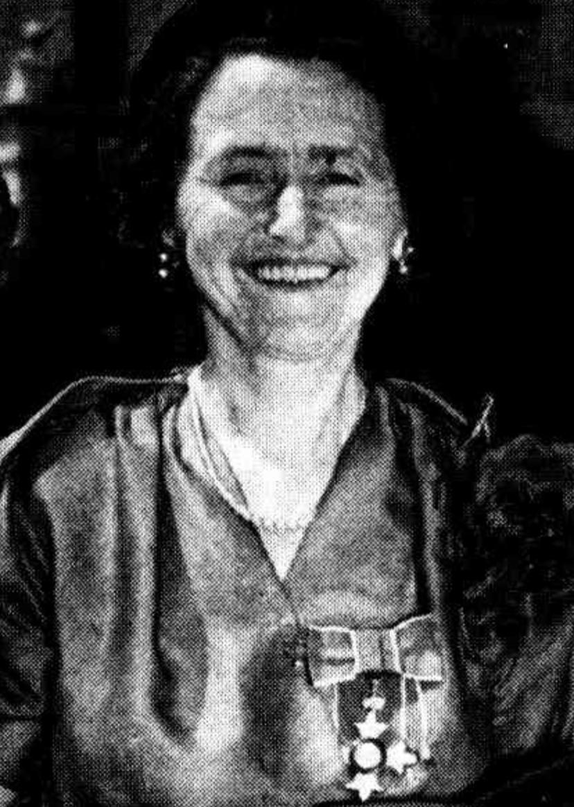 Dame Kate Campbell. Source: Trove.