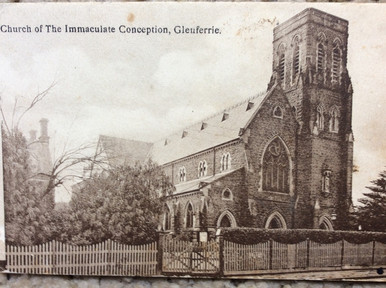 Immaculate Conception Church: 150 years