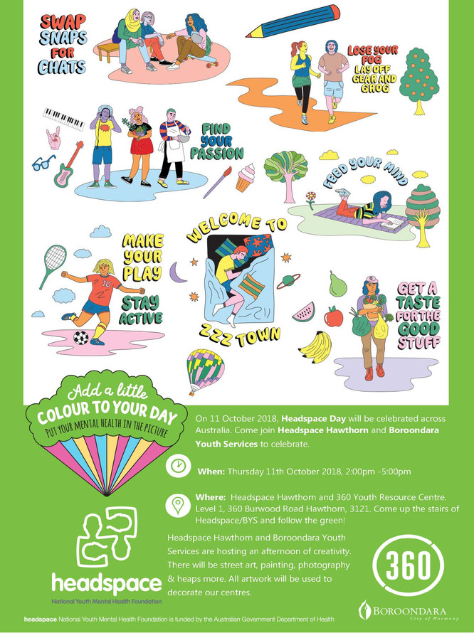 Headspace Day 2018