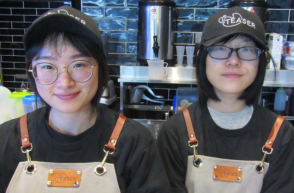 Winnie and Ida fromTeaser Tea.
