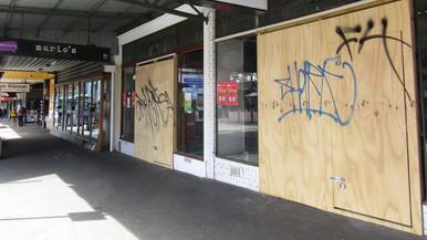 Update: Vacant Shops Under Railway Bridge