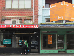 Glenferrie Shop Fronts