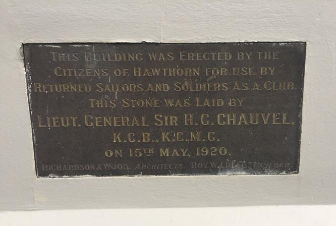Hawthorn RSL