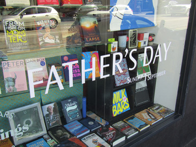 Father's Day: September 1