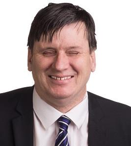 Councillor CR. Steve Hurd