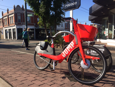 Bike Share Back Again