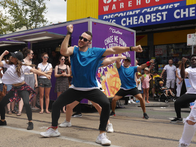 Coming Up: Glenferrie Festival