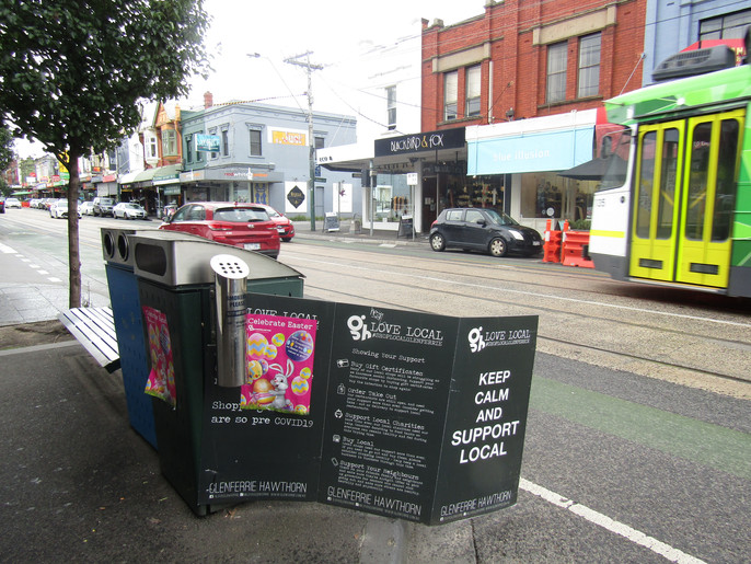 Glenferrie's Missing Community Events