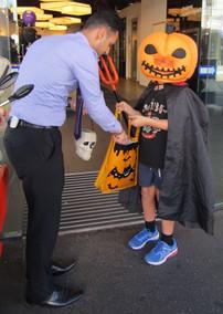 Halloween on Glenferrie Road