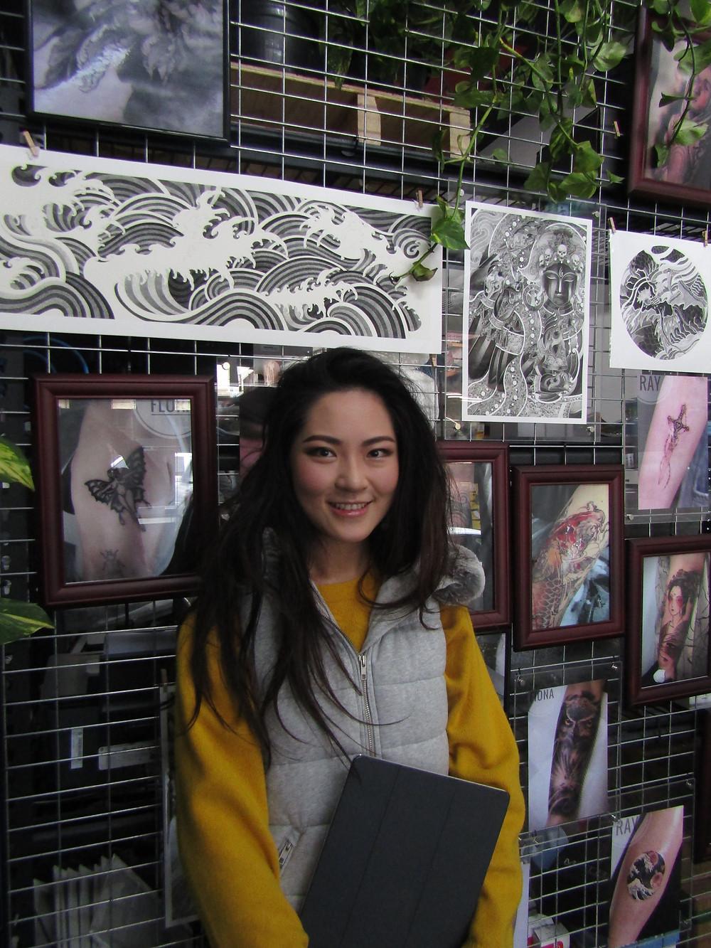 Fiona - Inkache Tattoo