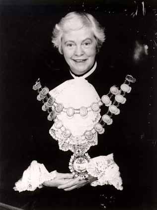 Betty Marginson. Source: Hawthorn Library.