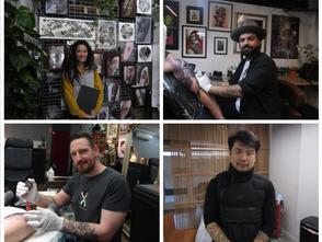 Glenferrie: Tattoo Hotspot