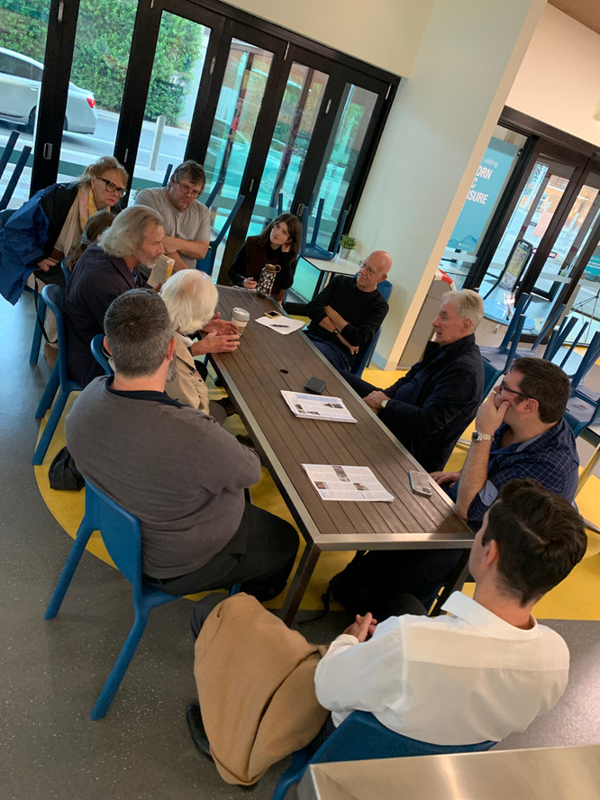 Monthly Meet-ups with Cr Wes Gault and Cr Susan Biggar