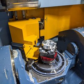 Automated 5-Axis Machining