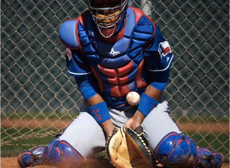 4 Week Catchers Camp: Week 2