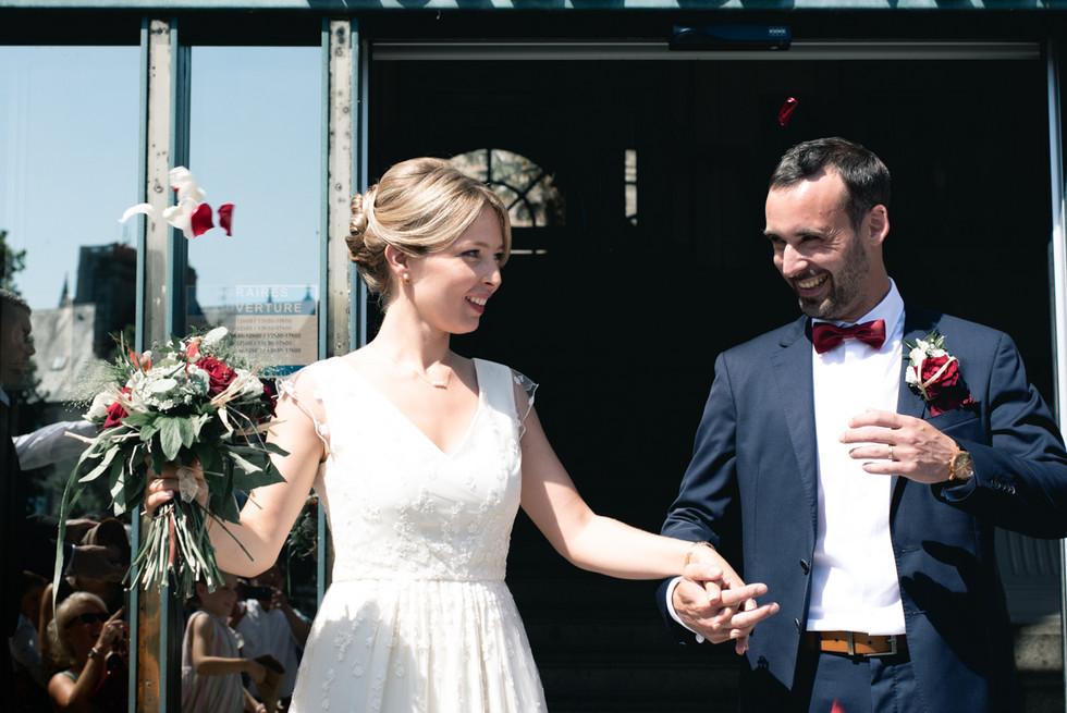 Mariage Loris Bianchi