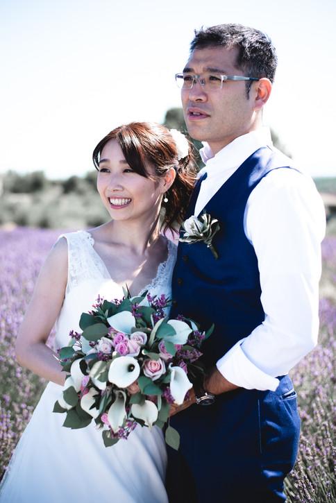 Mariage Lavande