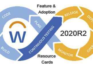 Workday® 2020R2: Feature & Adoption Resource Cards