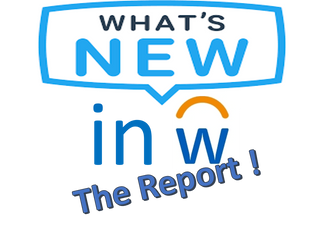 What's New in Workday® -The Report !