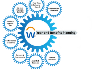 Workday® Benefits End-of-Year Reminders