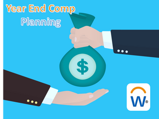 Workday® Comp Year End