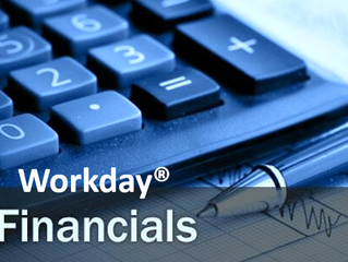 Workday® Financials - Year End Close Process