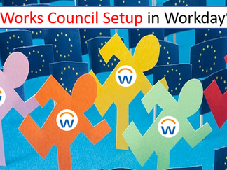 Workday® and Works Councils