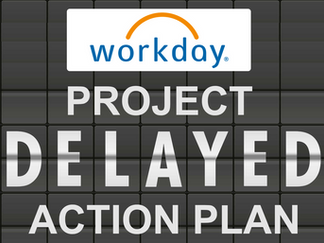 Delaying a Workday® Go-Live or Major Project - What to Think About
