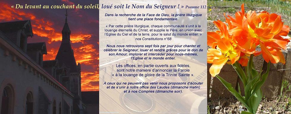 Carmel de Lourdes - Louange