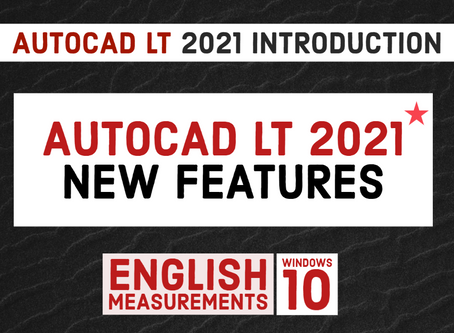 Autocad 2021 Came Out! What's New?