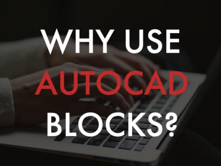 Why Use Autocad Blocks?