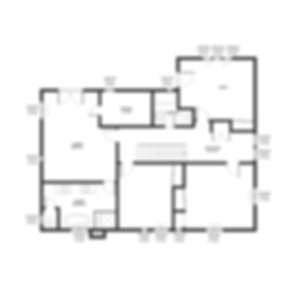 Existing Floor Plan Sample | Jay Cad