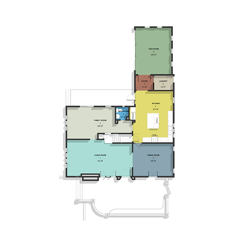 Jay Cad | As-built Drawings For A Residential Project | CAD Drafting