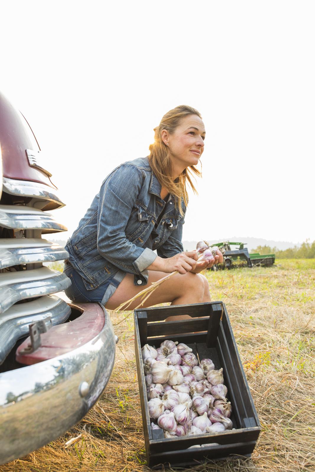 Garlic Farmer