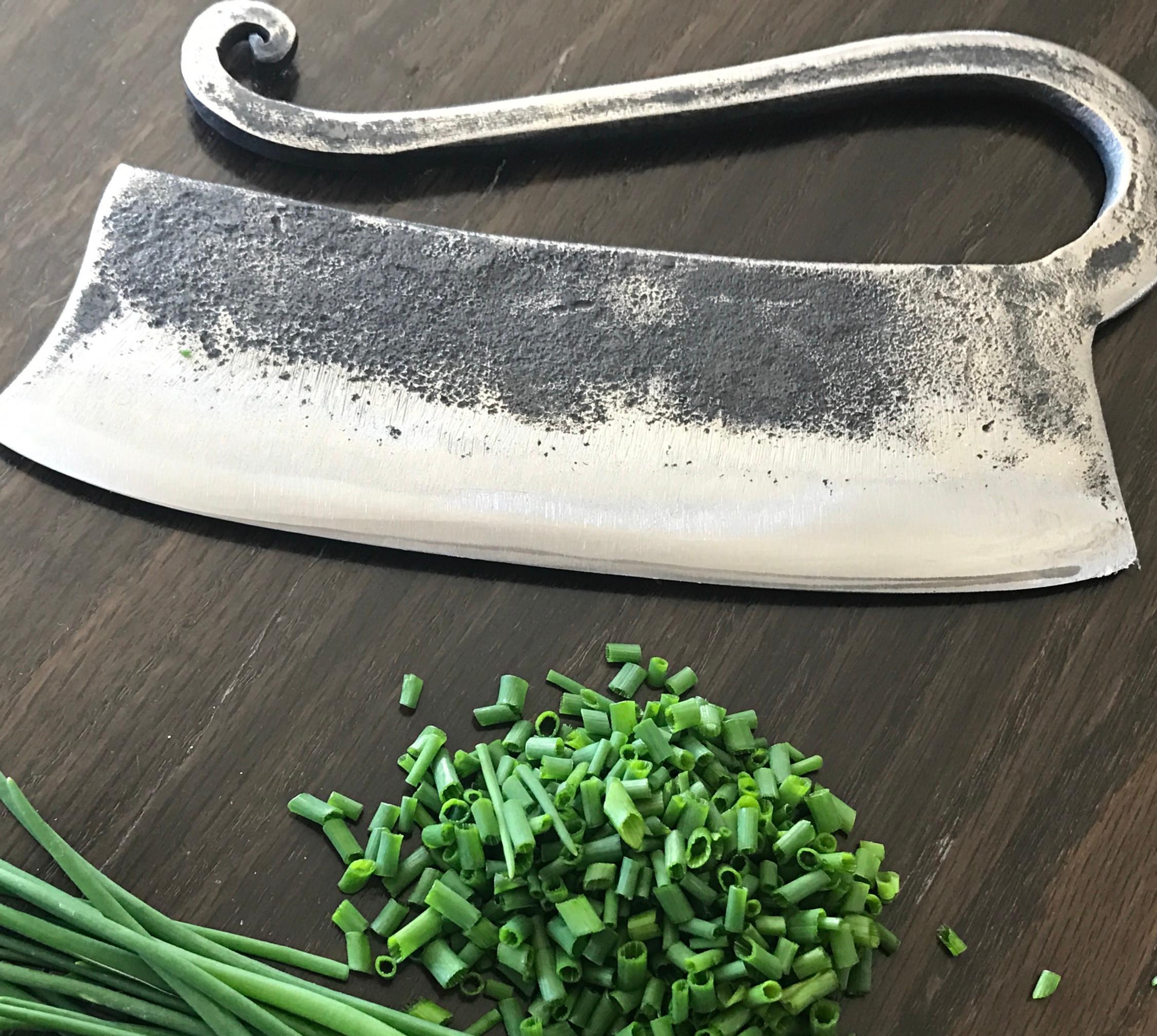 Pizza Blade / Herb Cutter Workshop