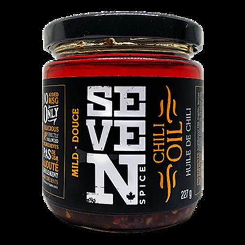 Mild Chili Oil  - Seven Spice