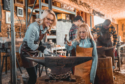 Family Blacksmithing
