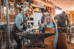 Family Blacksmithing