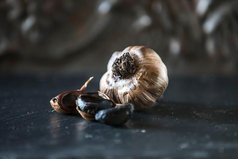 Forage & Farm Black Garlic