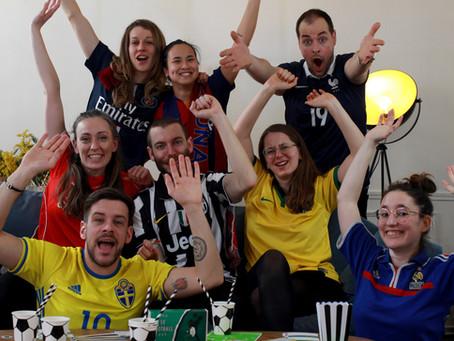 La box Football, des jeux pour ambiancer vos soirées match !