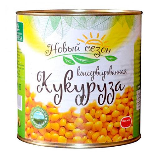 """Кукуруза """"Новый сезон"""" 420г"""